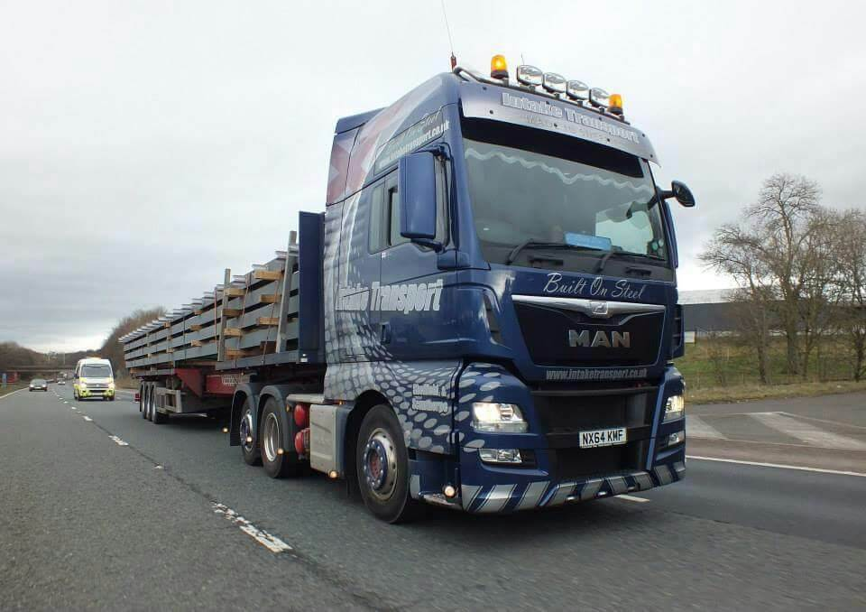 Heavy Haulage Fleet