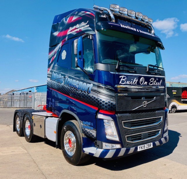 6 new Volvo 540s will hit the road this week